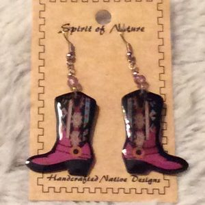 Spirit Of Nature Southwestern Cowboy Boot …